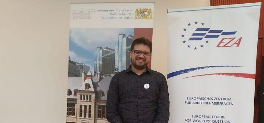 USO participa en seminario de EZA sobre Diálogo Social Europeo en Bruselas
