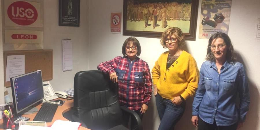 USO denuncia la situación del servicio de limpieza los edificios del Ayuntamiento de León