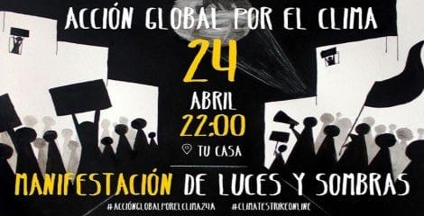 USO anima a participar mañana en la Acción por el Clima