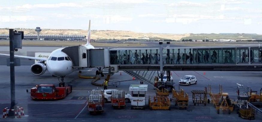 USO reclama medidas para la recuperación del sector aéreo