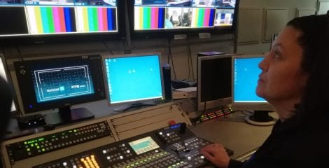 Trabajadores de medios de comunicación, cambios laborales en primera línea por el coronavirus