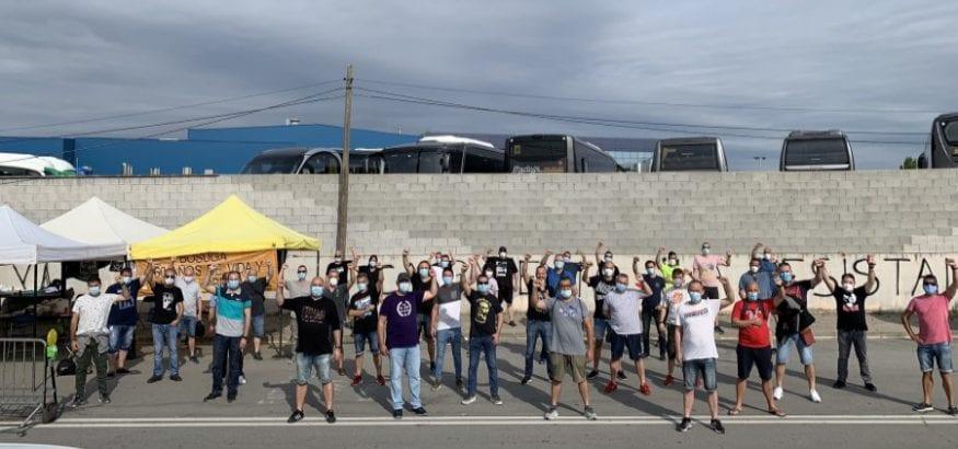 FI-USO pide intensificar la defensa de la actividad industrial en Nissan