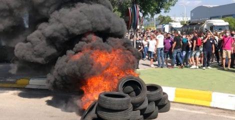 Continuarán las movilizaciones tras el anuncio de cierre de Nissan