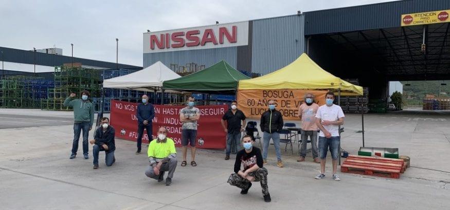 Comités de Nissan presentan demanda por vulnerar el derecho a huelga