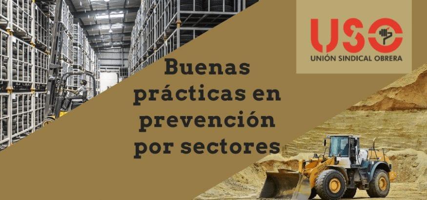 Prevención de riesgos y buenas prácticas por sectores frente al coronavirus covid-19