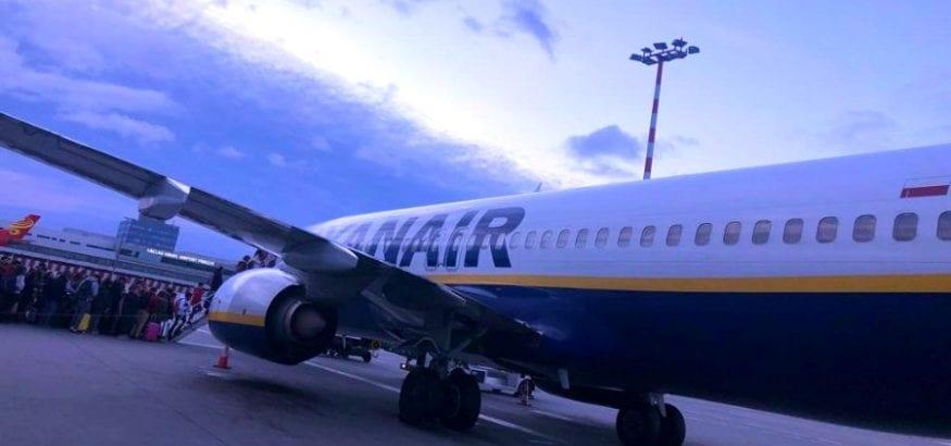 Ryanair readmite a los trabajadores afectados por el ERE