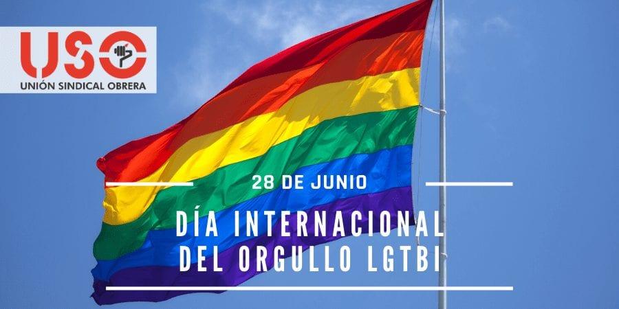 Día del Orgullo LGTBI. Que nada ni nadie calle tu voz
