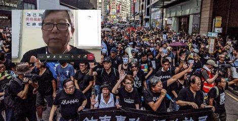 USO apoya la libertad y los derechos humanos para Hong Kong