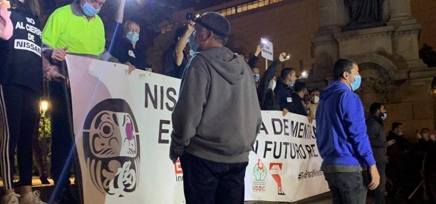FI-USO pide modificar Estatuto de los Trabajadores para defender el despido colectivo en Nissan