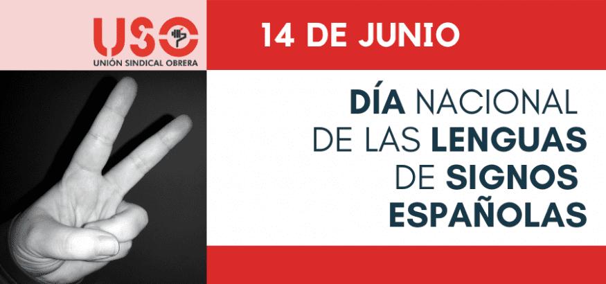 14 de junio. Día de las Lenguas de Signos