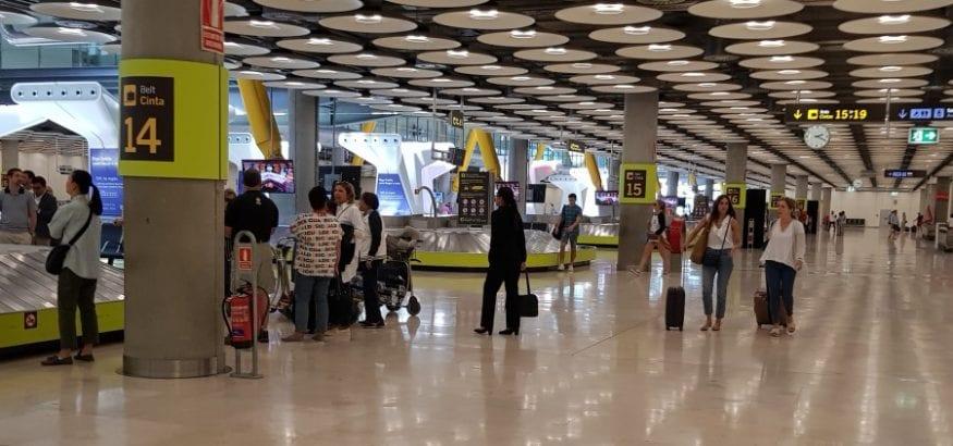 USO alerta de carencias en la reapertura de los aeropuertos