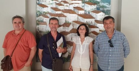 Jesús Payán se pone al frente de la gestora de USO-Andalucía