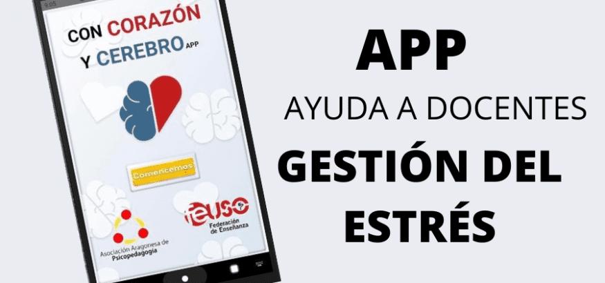 FEUSO lanza una app para combatir el estrés de los docentes