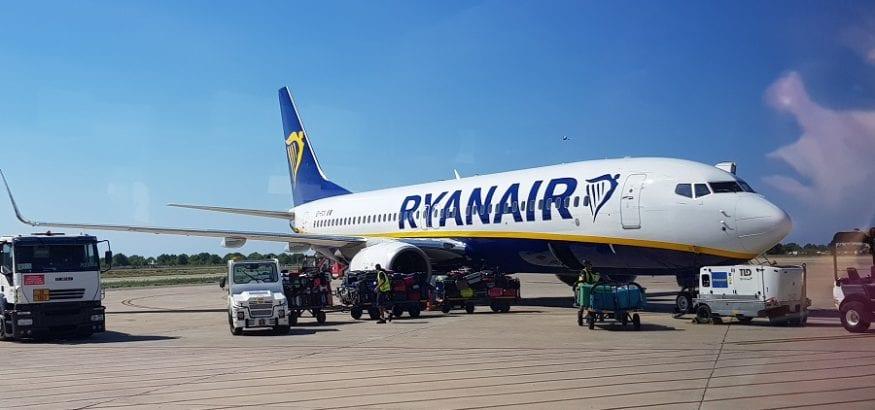 Ryanair y Lauda incumplen la seguridad de EASA y la Ley de Prevención de Riesgos Laborales