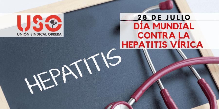 Día Mundial contra la Hepatitis Vírica