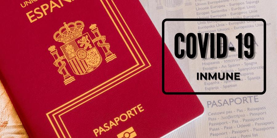 Cartilla COVID, pasaporte de inmunidad ¿son legales?