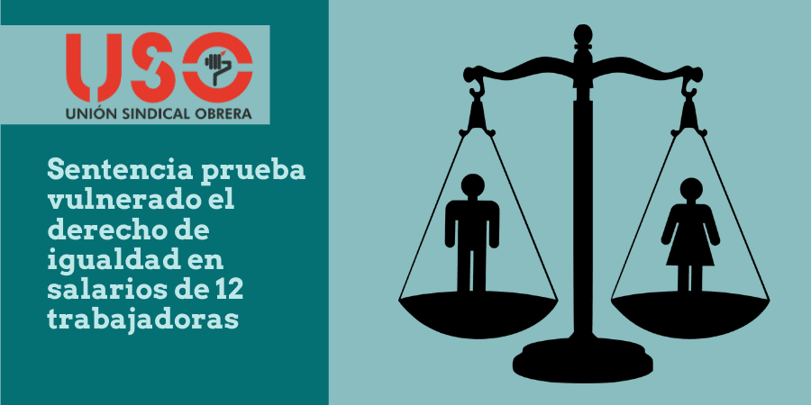 Sentencia brecha salarial: el TSJ de Extremadura condena a pagar 34.000 euros por trabajadora