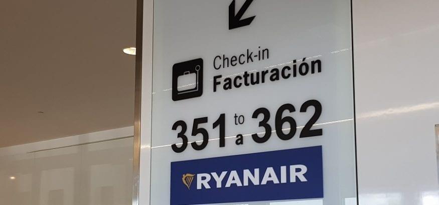 USO denuncia a Ryanair y Lauda ante AESA por incumplimientos de seguridad ante el coronavirus