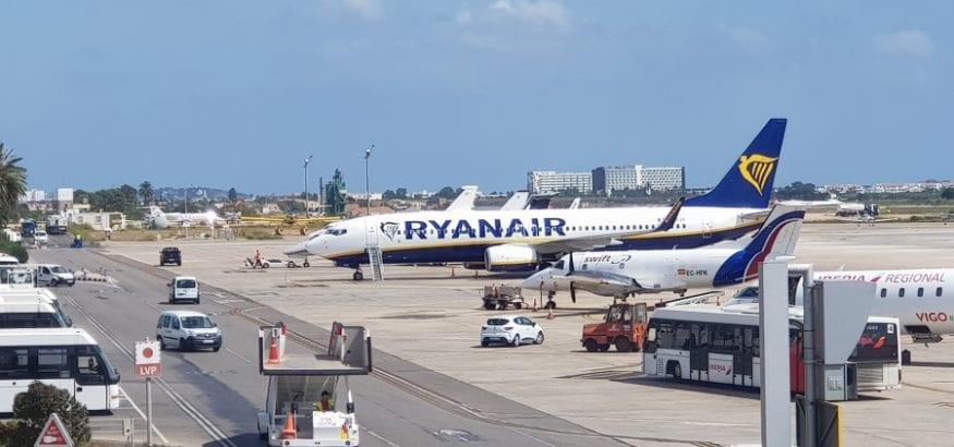 USO reclama que Ryanair cumpla con las medidas contra el coronavirus