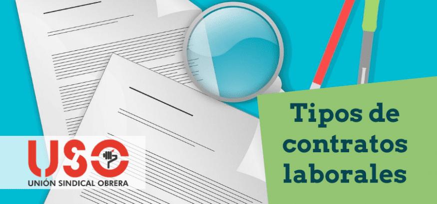 Contratos: ¿qué tipos de contratos laborales hay? Temporales, indefinidos...