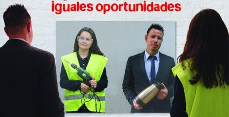 Manifiesto 8M. Iguales capacidades, iguales oportunidades