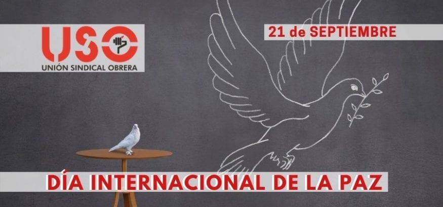Día de la Paz: forjando la paz juntos