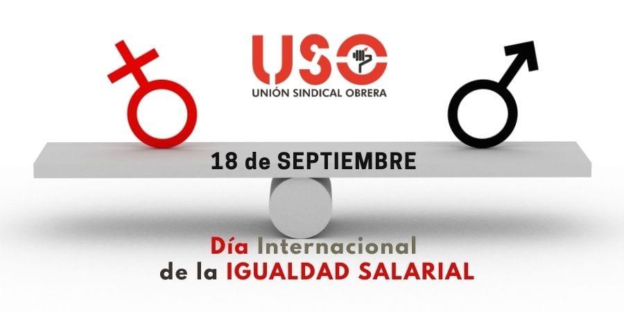 Día Internacional de la Igualdad Salarial. Acabemos con la brecha salarial