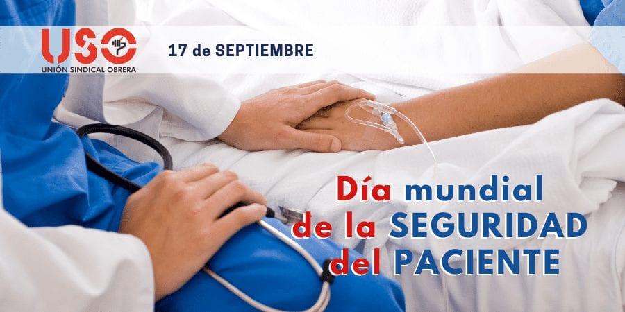 La seguridad del paciente pasa por reforzar la seguridad de los sanitarios