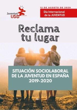 Informe USO sobre Juventud 2019-2020