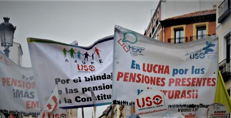 Blindar las pensiones frente a las presiones de Europa