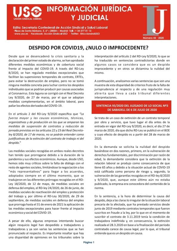 Información Jurídica y Judicial nº 42