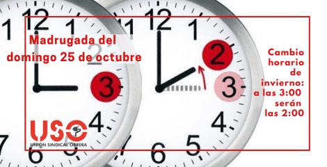 Cambio de hora. ¿Cómo afecta a nuestra salud?