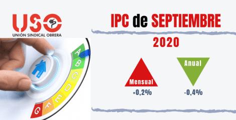 Los precios de la electricidad en el hogar hacen repuntar el IPC de septiembre