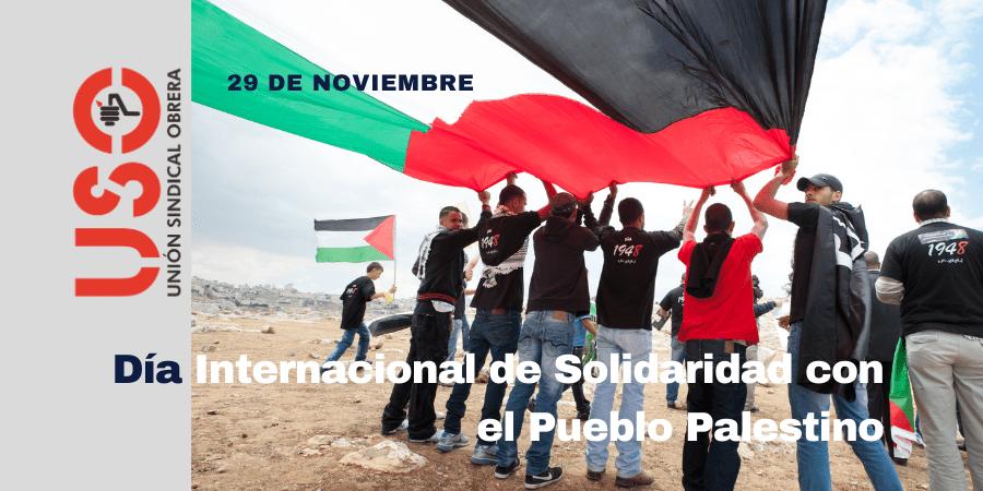 Palestina: derechos no cumplidos, promesas incumplidas