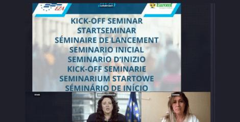 Combatir la desigualdad y exclusión laboral, en el seminario EZA