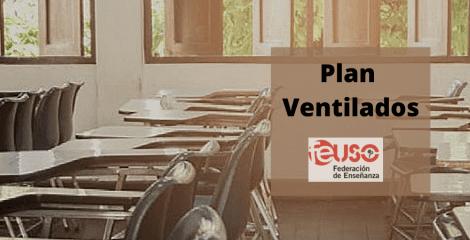 Plan Ventilados de FEUSO: ventilar aulas contra el coronavirus