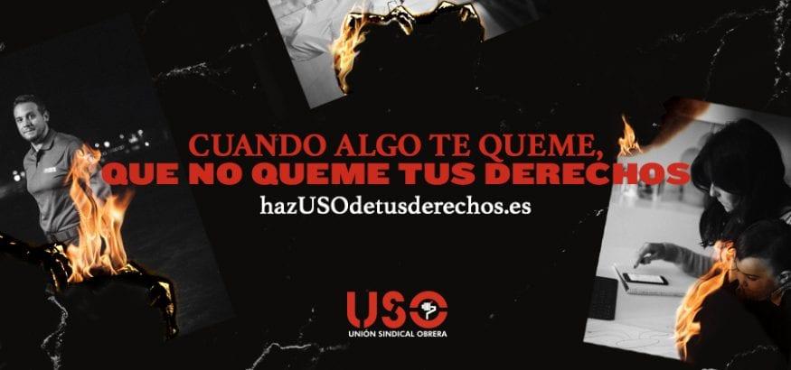 """""""Haz USO de tus derechos"""", la importancia del respaldo de tu sindicato independiente"""