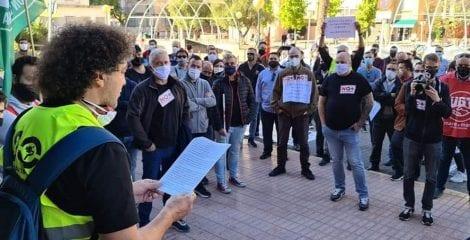 Finaliza la huelga de trabajadores de Latbus, pero no su lucha