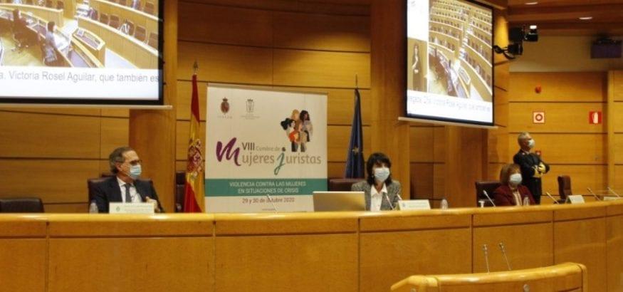 USO participa en la VIII Cumbre de Mujeres Juristas