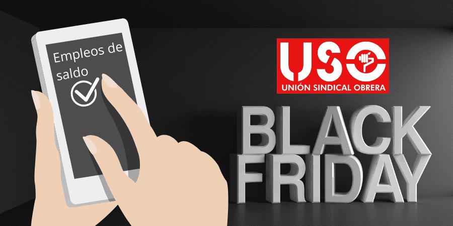Black Friday: trabajo temporal tan efímero como las ofertas