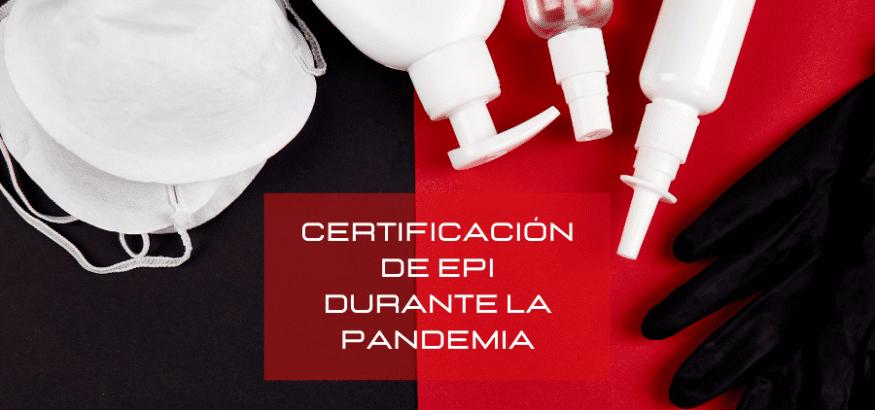 Casi 6.000 consultas sobre certificación de EPI en 2020