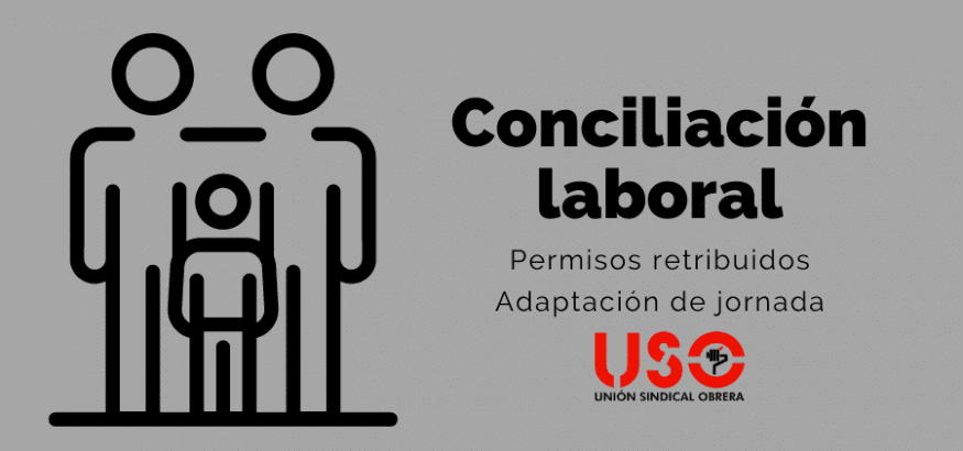 Conciliación laboral: permisos retribuidos y adaptación de jornada