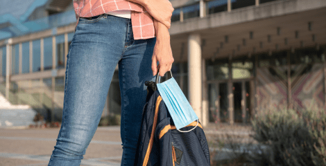 Exámenes presenciales: contra la salud de estudiantes y personal