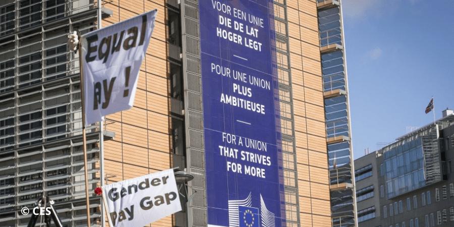 Contradicciones en la futura Directiva Europea de Transparencia Salarial