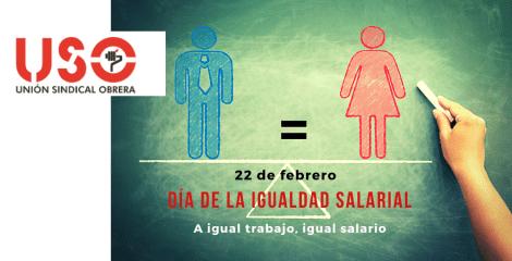 Día de la Igualdad Salarial. Paremos el aumento de la brecha de género