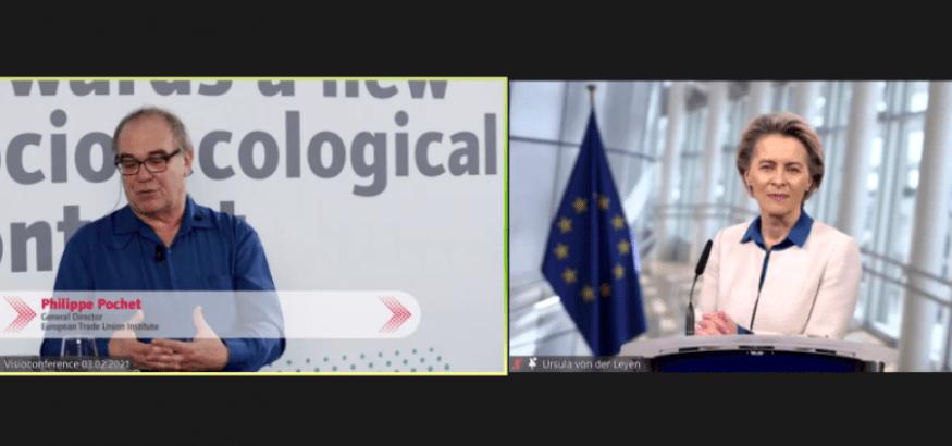 La Confederación Europea de Sindicatos defiende un nuevo contrato ecosocial