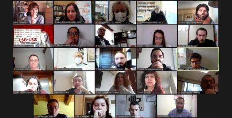 Los responsables de Comunicación se forman en planes y etapas de la comunicación sindical