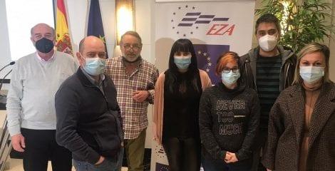 USO participa en el seminario EZA sobre seguridad y salud en el trabajo