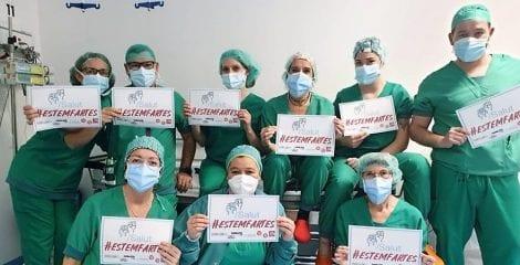 USO convoca huelga general en la sanidad catalana
