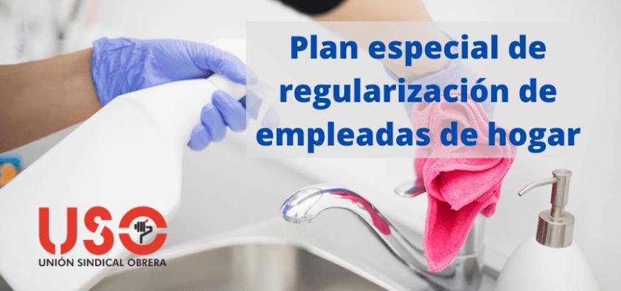 Inspección de Trabajo impulsa un plan para regularizar la situación laboral de las empleadas de hogar